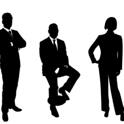 Interview Photo by Tumisu https://pixabay.com/en/businessmen-group-silhouette-2103120/